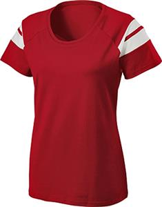 Holloway Ladies' Tribute Sof Jersey Shirt