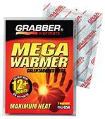 Grabber 12 Hr. Mega Warmer Hot Packs