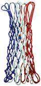 Markwort Basketball Vertical Blue/White/Red Net