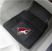 Fan Mats NHL Arizona Coyotes Vinyl Car Mats (set)