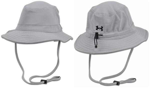 762bac2a527 Under Armour Resistor Bucket Hat With Drawstring