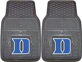 Fan Mats Duke University Vinyl Car Mats (set)