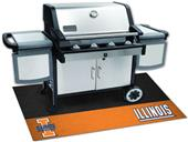 Fan Mats University of Illinois Grill Mats