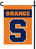 "COLLEGIATE Syracuse 2-Sided 13"" x 18"" Garden Flag"
