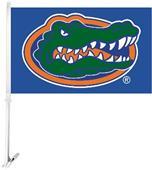 "COLLEGIATE Florida 2-Sided 11"" x 18"" Car Flag"