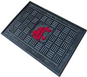 Fan Mats Washington State University Door Mat