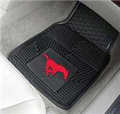 Fan Mats Southern Methodist Univ. Car Mats (set)