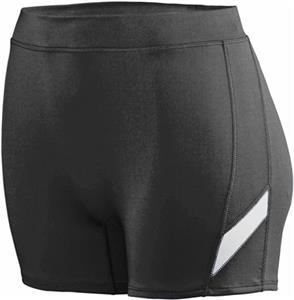 """Augusta Ladies'/Girls' 4"""" Stride Shorts"""