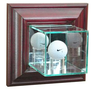 Perfect Cases Wall Mounted Golf Ball Display Cases