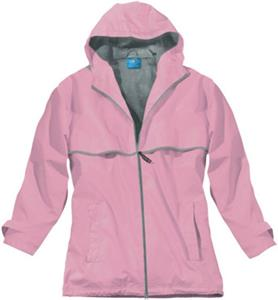 Women's New Englander Jacket-Cancer Awareness