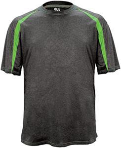 Badger Sport Short Sleeve Fusion Tee Shirt