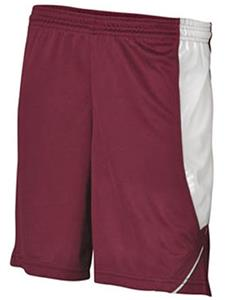 "A4 Womens Basketball 8"" Power Mesh Shorts CO"