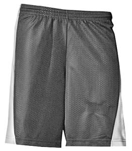 "A4 Womens Basketball 7"" Mesh/Dazzle Shorts CO"