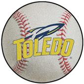 Fan Mats University of Toledo Baseball Mat