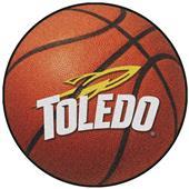 Fan Mats University of Toledo Basketball Mat
