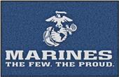 Fan Mats US Marines Starter Mat
