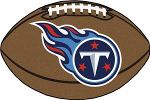 Fan Mats NFL Tennessee Titans Football Mat