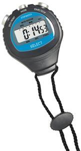 Select Digital Multi-Function Stopwatch