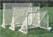 Folding / Telescoping Plastic Soccer Goals (1-EA)