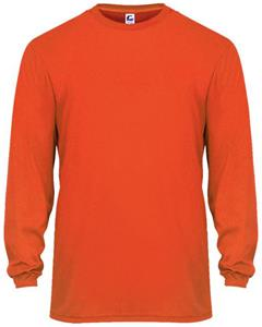 Badger C2 Adult/Youth Long Sleeve Performance Tee. Printing is available for this item.