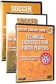 Coaches Guide Youth Soccer Training DVD Videos