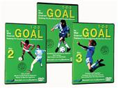 1-2-3 Goal DVDs Soccer Training Videos