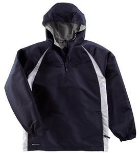 Holloway Hurricane Micro-Cord Pullover Zip Jacket