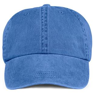 Anvil Solid Low-Profile Pigment-Dyed 6-Panel Caps f5cd782d0cc