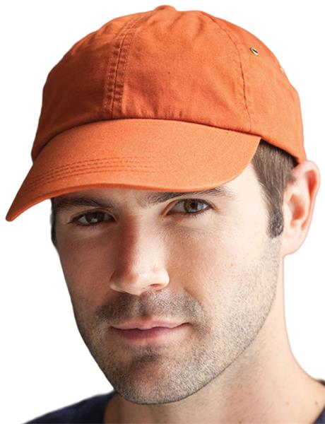 Anvil Solid Low-Profile Twill 6-Panel Caps  d52babc732a