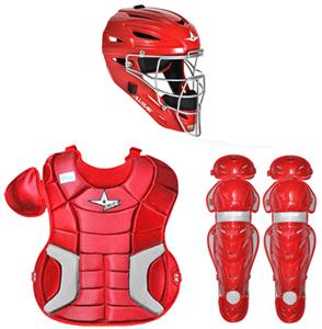 ALL-STAR System 7 Vela Pro Fastpitch Catchers Kit - Baseball ... 9a6733d23b
