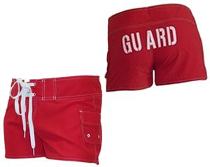 0c2004f92a44e Adoretex Female Lifeguard Board Shorts - Swimming Equipment and Gear
