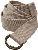 Edwards Unisex D-Ring Web Belt