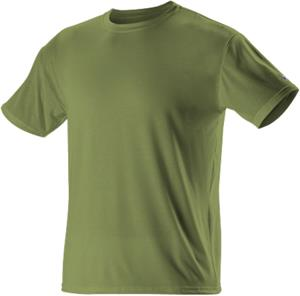 Alleson Mens, Womens & Youth Ultra Light Cool Crew Tee Shirt - CO