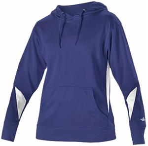 Women's Long Sleeve Gameday Fleece Hoodie-Closeout