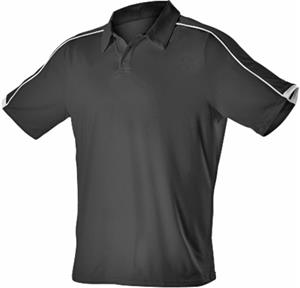 Alleson Adult Gameday Polo Shirts - Closeout. Embroidery is available on this item.