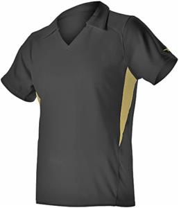 Womens Wicking V-Neck Gameday Polo Shirts CO. Embroidery is available on this item.