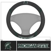 Fan Mats Michigan State Steering Wheel Covers