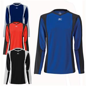 Mizuno Women S Hitters Warm Up Custom Volleyball Jersey