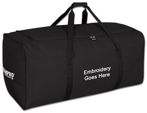 Champro Large All-Purpose Equipment Bags E11. Embroidery is available on this item.