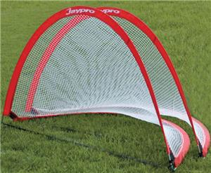 490ea1d20 Jaypro Youth Soccer Pop-Up Goals Small or Large - Soccer Equipment and Gear
