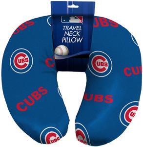 Northwest MLB Chicago Cubs Neck Pillows