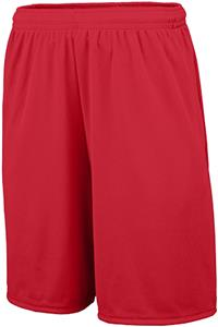 Augusta Sportswear Training Shorts with Pockets