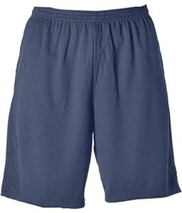 "A4 9"" Moisture Management Shorts with Side Pockets"