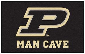 Fan Mats Purdue University Man Cave Ulti-Mat