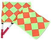 Porter Linesman's Flags (Two Flags) - Closeout