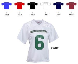 fc7ad67a8c7 Adult Overtime Promotional Custom Football Jerseys - Closeout Sale ...