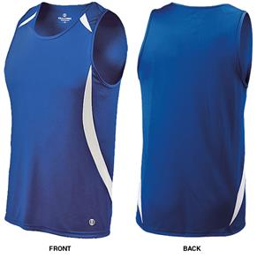 Holloway Adult/Youth Excel Sprinter Track Singlets. Printing is available for this item.