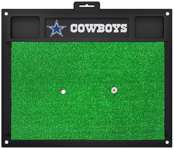 4f4d7ac960c356 Home Playground Golf Accessories E92620 Fan Mats NFL Dallas Cowboys Golf  Hitting Mat