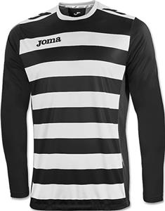 e554d67dcba Joma Europa II Long Sleeve Custom Soccer Jersey - Soccer Equipment ...