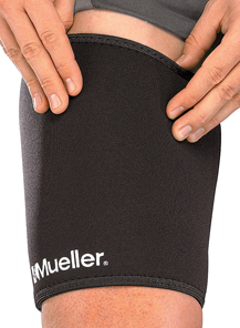 Mueller Fitted Thigh Sleeve